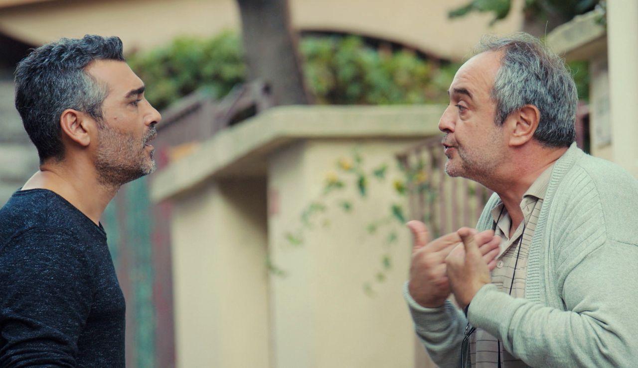 La cadena de deslices de Enver: Sarp empieza a sospechar que Bahar y sus hijos están vivos