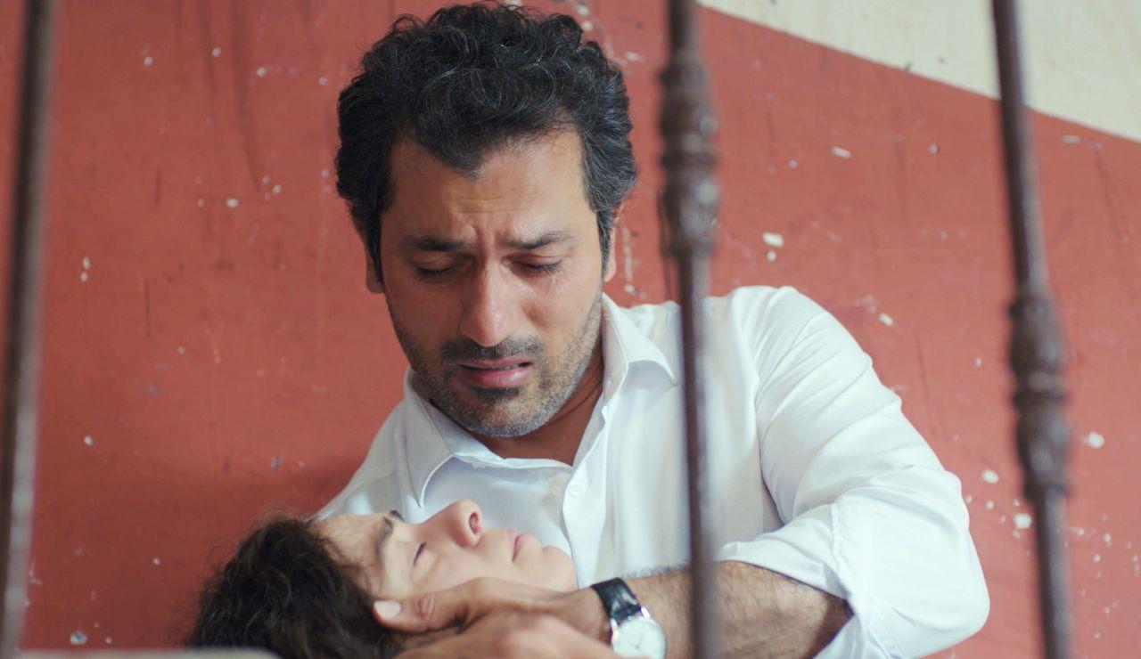 Lágrimas de miedo: Arif descubre a Bahar inconsciente y siente el temor de perderla para siempre