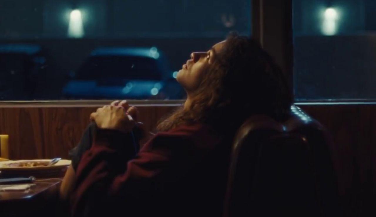 Zendaya como Rue en 'Euphoria'