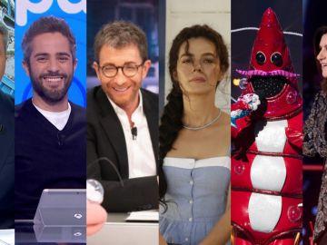Audiencias noviembre Antena 3