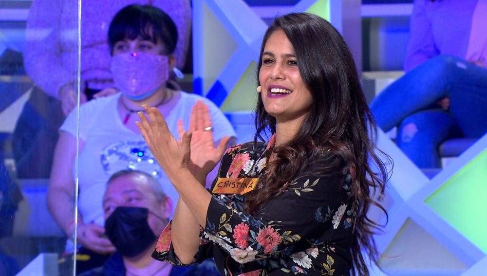 El baile de una concursante que llama la atención de Jorge Fernández por su autenticidad