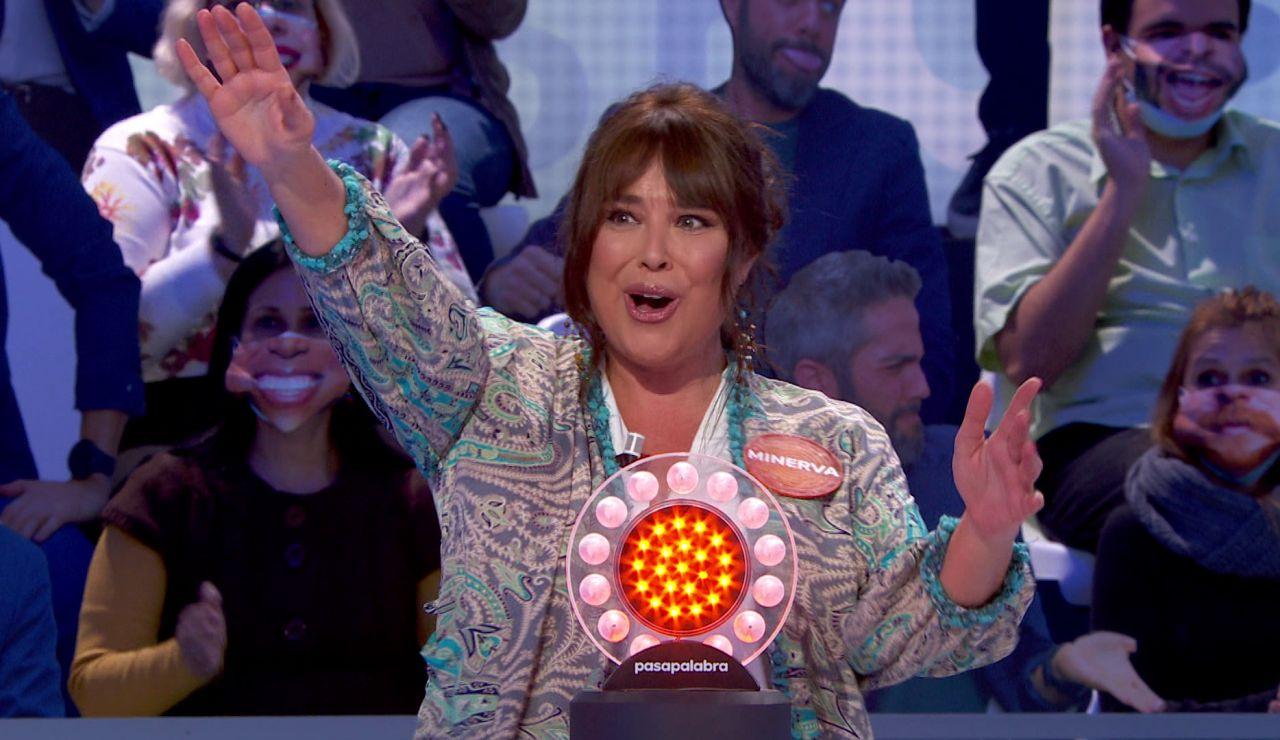 Minerva Piquero viaja en un 'Barco a Venus' como Mecano para vencer a Yolanda Ramos en 'La Pista'