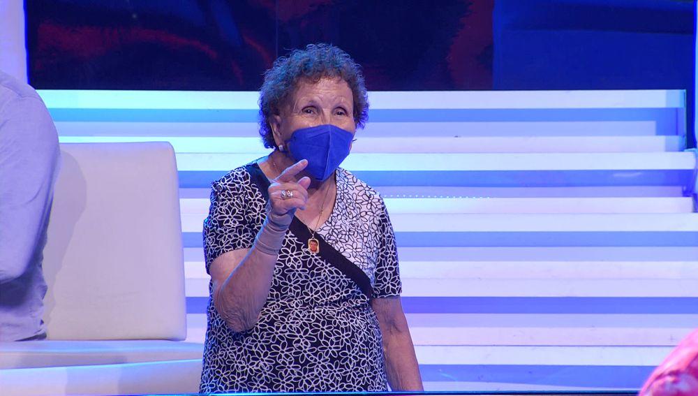 """El insólito enfado de Palmira con Arturo Valls en pleno '¡Ahora caigo!': """"Me engañas"""""""