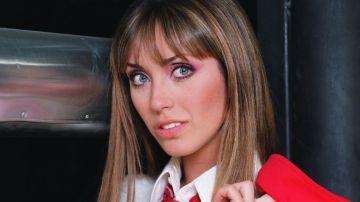 Anahí Puente como Mia Colucci en 'Rebelde'