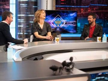Antonio Banderas y María Casado revelan qué harían si esta noche desapareciera el coronavirus