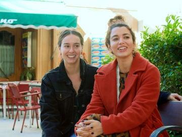 Paula Usero y Carol Rovira responden: ¿Cómo os sentís al regresar a la Plaza de los Frutos?