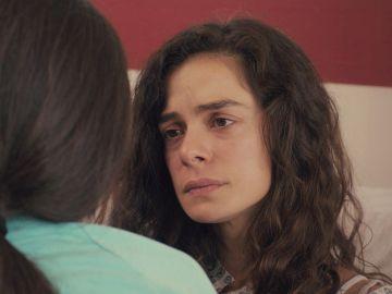 Las lágrimas de Nisan que ocultan el secreto del abrazo de Sarp: ¿lo descubre Bahar?