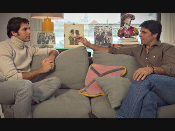 entrevista Fran Rivera a Cayetano Rivera