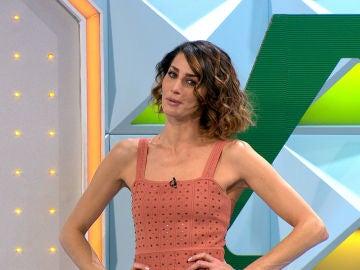 """Laura Moure se confiesa sobre un detalle de sus estilismos en 'La ruleta de la suerte': """"A mí no me gustan mucho"""""""