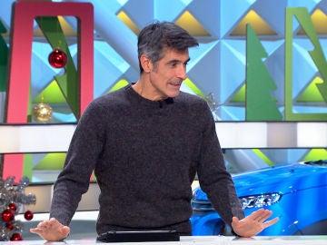 """Jorge Fernández, en shock ante el despiste de los concursantes de 'La ruleta de la suerte': """"No lo entiendo"""""""