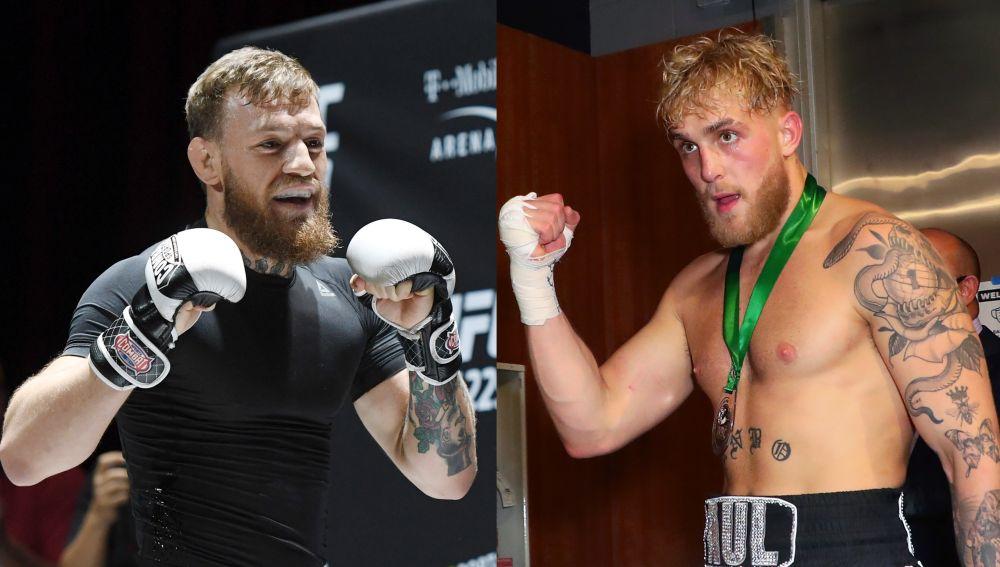 El youtuber Jake Paul ofrece 50 millones de dólares a Conor McGregor por pelear contra él en un combate de boxeo
