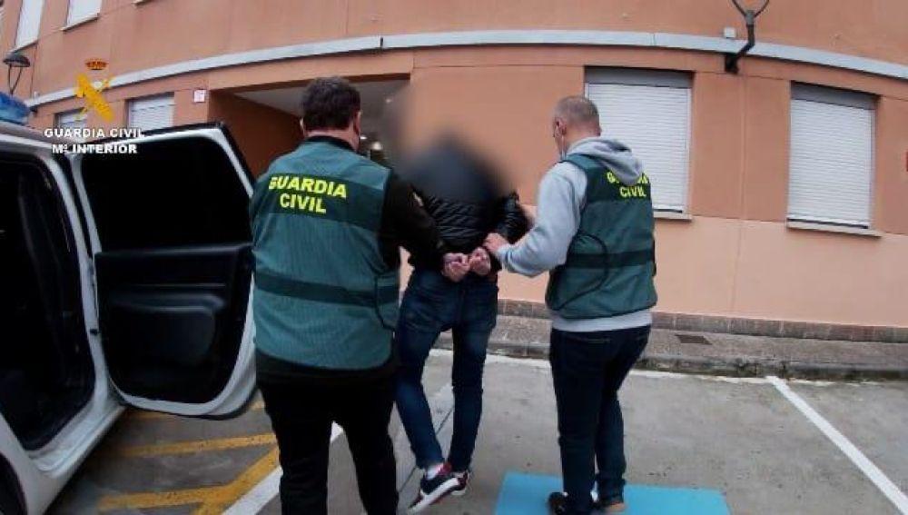 Detenido un joven de 22 años en Bilbao acusado de 45 delitos de abusos sexuales a 12 menores