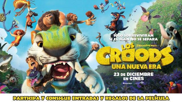 'Los Croods: Una nueva era'