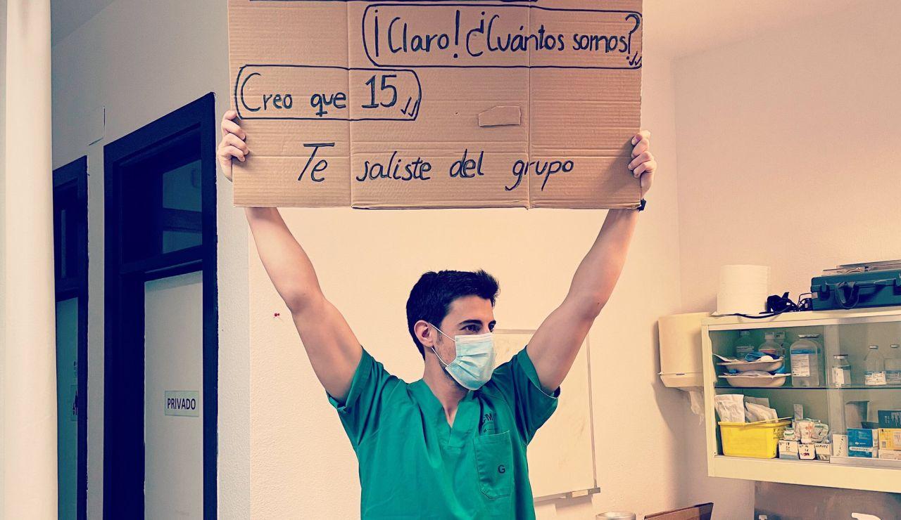 El mensaje de un médico