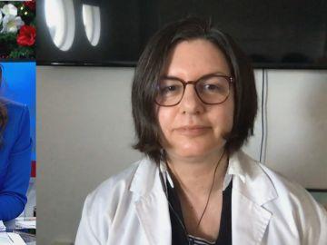 Sonia Zúñiga, investigadora CSIC