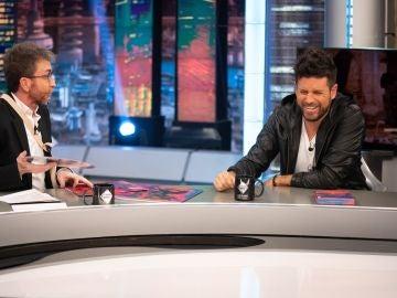 Pablo López revela qué regalo de Antonio Orozco fue decisivo en el nombre de su nuevo disco