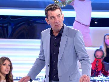 ¡Rechazado por una concursante! El incómodo momento de Arturo Valls en '¡Ahora caigo!'