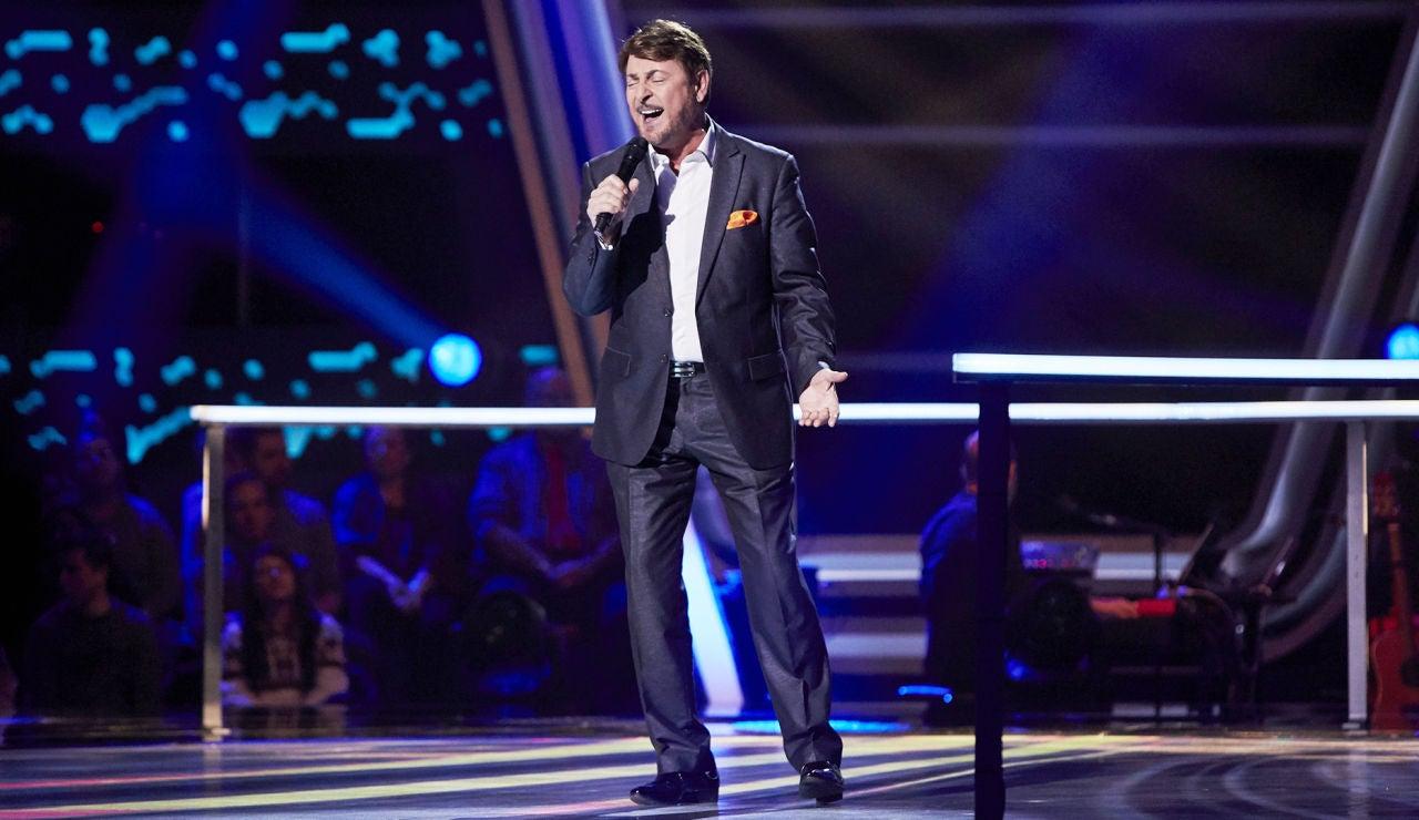 Alfonso Pahino canta 'De amor ya no se muere' en la Semifinal de 'La Voz Senior'