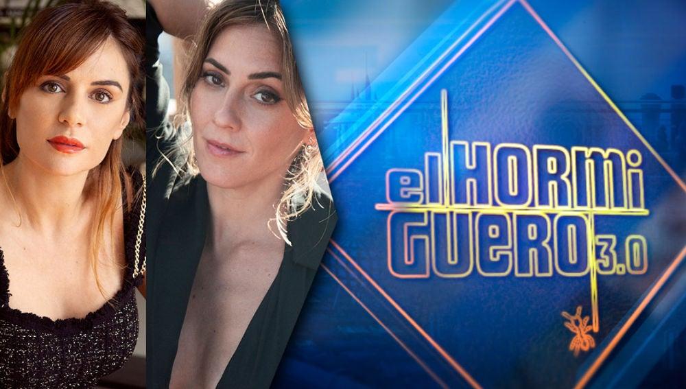 El martes recibimos a las actrices Miren Ibarguren y Eva Ugarte en 'El Hormiguero 3.0'