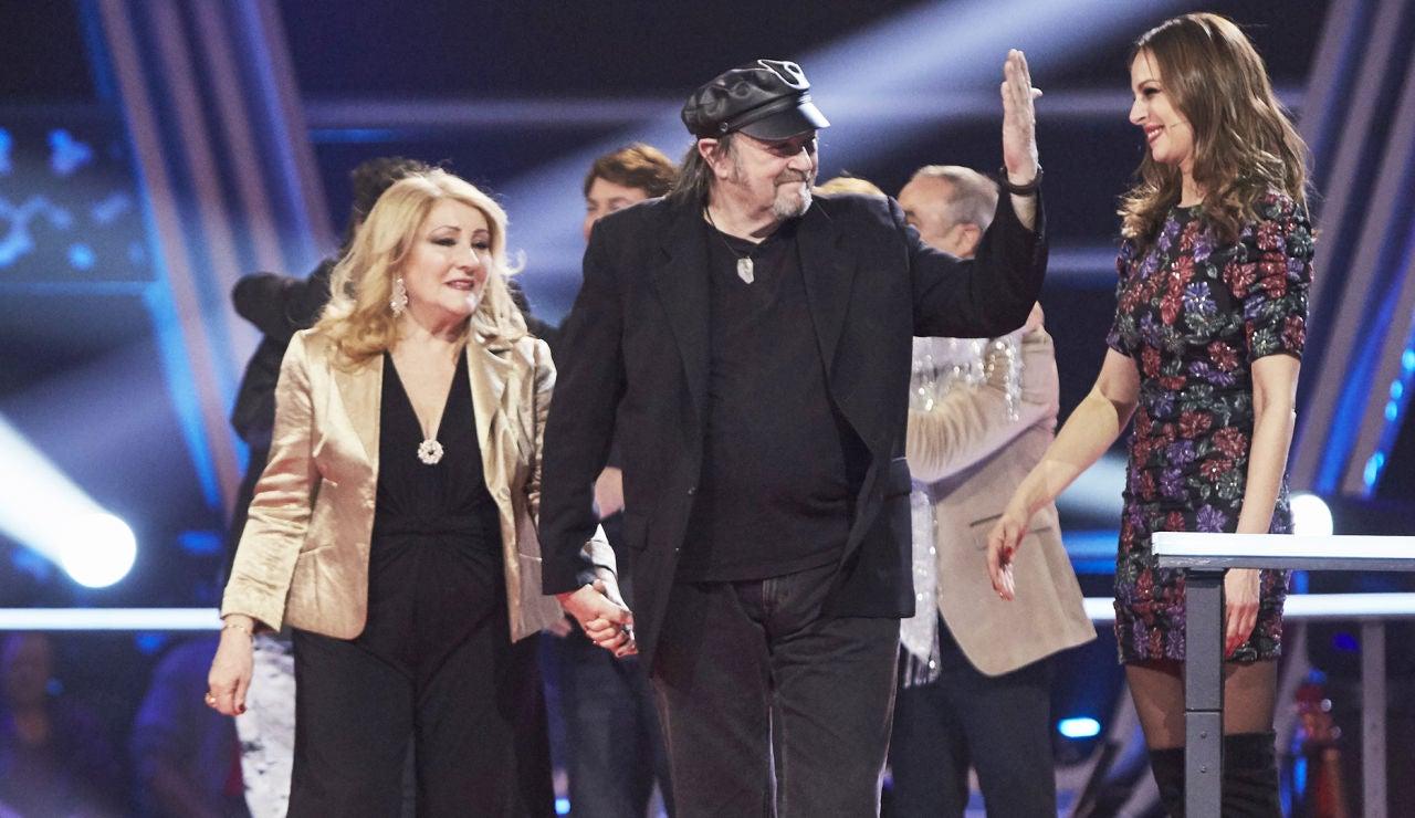 Pastora Soler y David DeMaría eligen a Fernando Demon y Juana Zamora como finalistas de 'La Voz Senior'