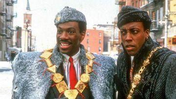 Eddie Murphy y Arsenio Hall en 'El príncipe de Zamunda'
