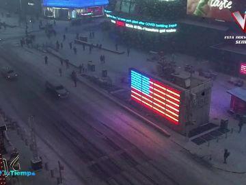Gran nevada en Nueva York y en otras zonas del este de Estados Unidos