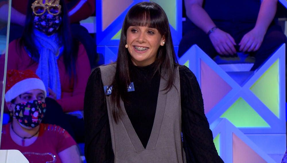 "La emotiva dedicatoria de una concursante de 'La ruleta de la suerte' a su familia: ""He venido para animarme un poco"""