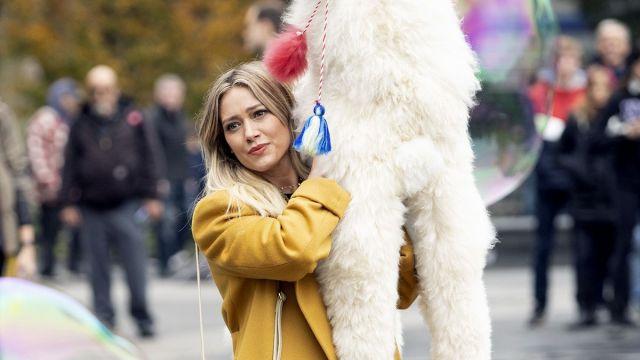 Hilary Duff en el reboot de 'Lizzie McGuire'