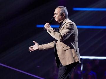 Jaime Costa canta 'Yolanda' en la Semifinal de 'La Voz Senior'