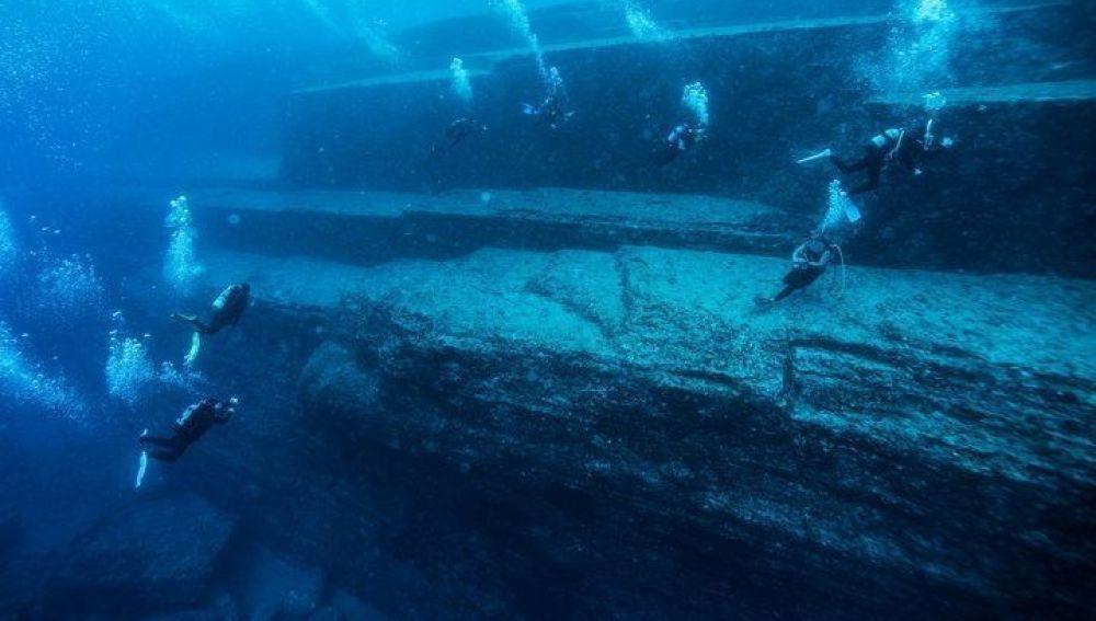 Yonaguni, la Atlántida de Japón cuyas ruinas guardan un misterio de 12.000 años