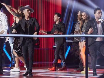 Así arranca la Semifinal de 'La Voz Senior': nervios, ilusión y unos asesores de lujo