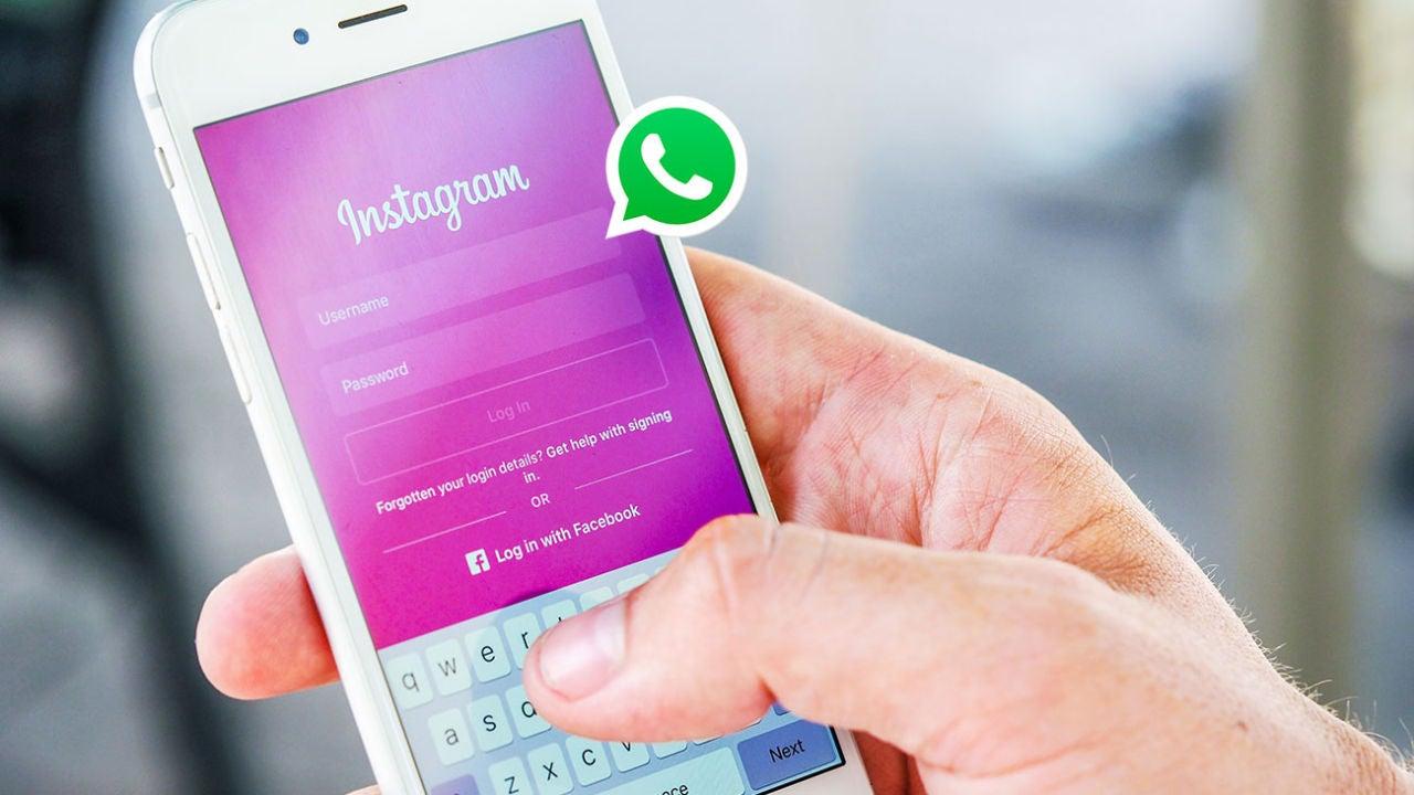 Fusión de Instagram y WhatsApp: Los usuarios ya pueden vincular sus cuentas