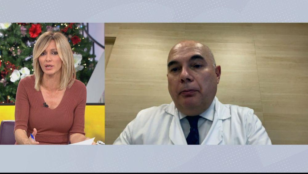 Entrevista con el médico Josep Tabernero.