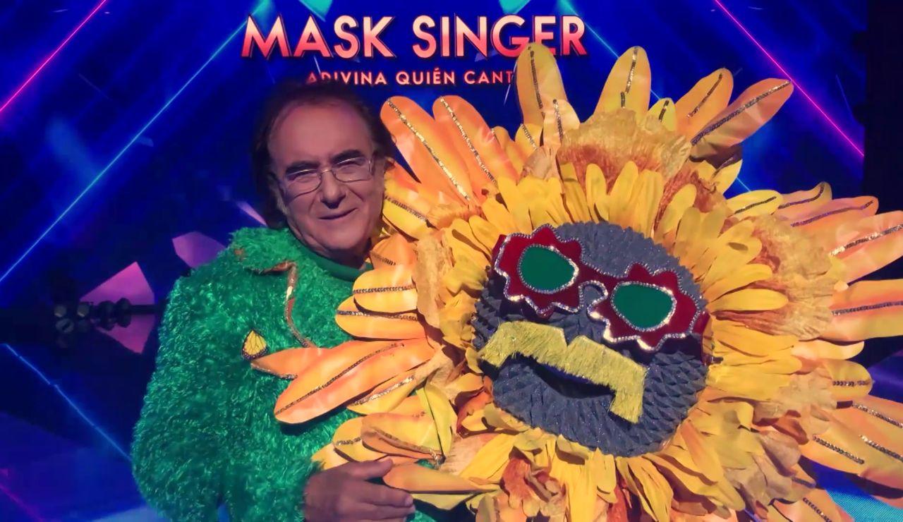 """Entrevista exclusiva a Albano Carrisi tras ser desenmascarado en 'Mask Singer': """"He tenido problemas para reconocer mi propia voz"""""""