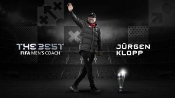 Jürgen Klopp, premio The Besst 2020 a mejor entrenador