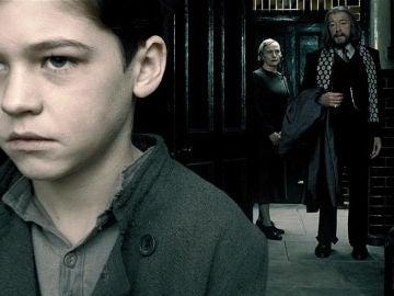 Hero Fiennes-Tiffin en 'Harry Potter'