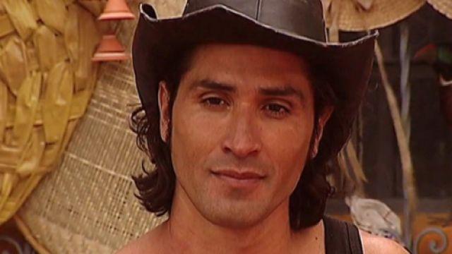 Carlos Sánchez en 'Pasión de Gavilanes'
