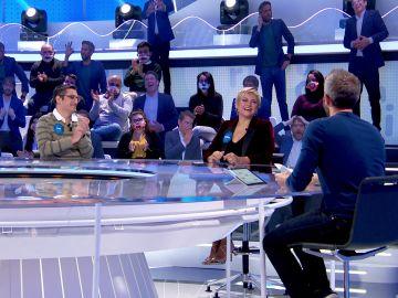 Roberto Leal desvela el consejo que le dio Gloria Serra en su primera vez en un plató de televisión