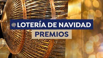 Premios Lotería de Navidad 2020: El Gordo, segundo, tercer, cuartos y quintos premios y pedrea
