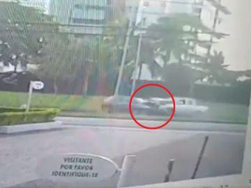 El surfista Felipe Cesarano mata a un sargento mientras conducía bajo los efectos del alcohol