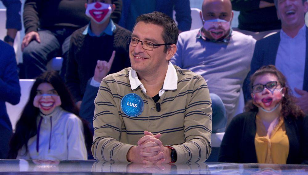"""Pablo y Luis bromean con """"la 'Silla Azul' más molona"""" después de su empate en 'El Rosco'"""