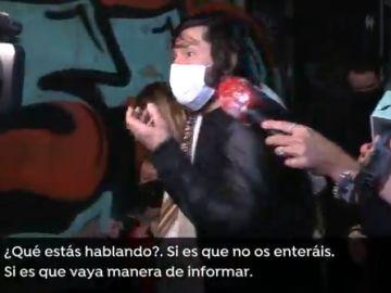 Rafael Amargo estalla contra los periodistas