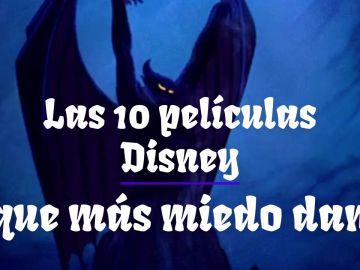 La parte más oscura de la fantasía: Las 10 películas de Disney que más miedo dan