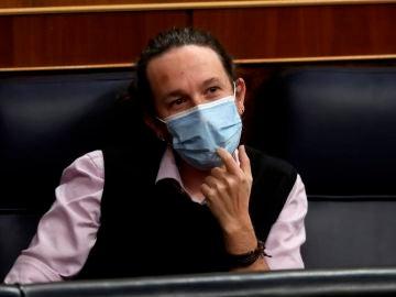 El vicepresidente segundo, Pablo Iglesias
