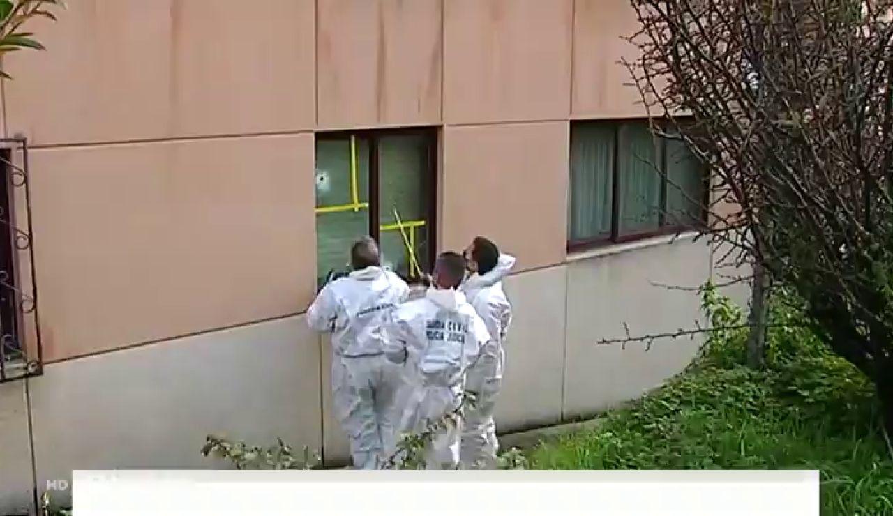 Se entrega el hombre acusado de violencia machista que se atrincheró cuando iba a ser detenido en Oleiros