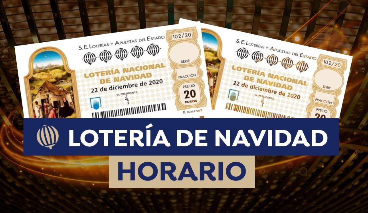 Lotería de Navidad 2020: Horario y dónde ver el sorteo del 22 de diciembre en directo