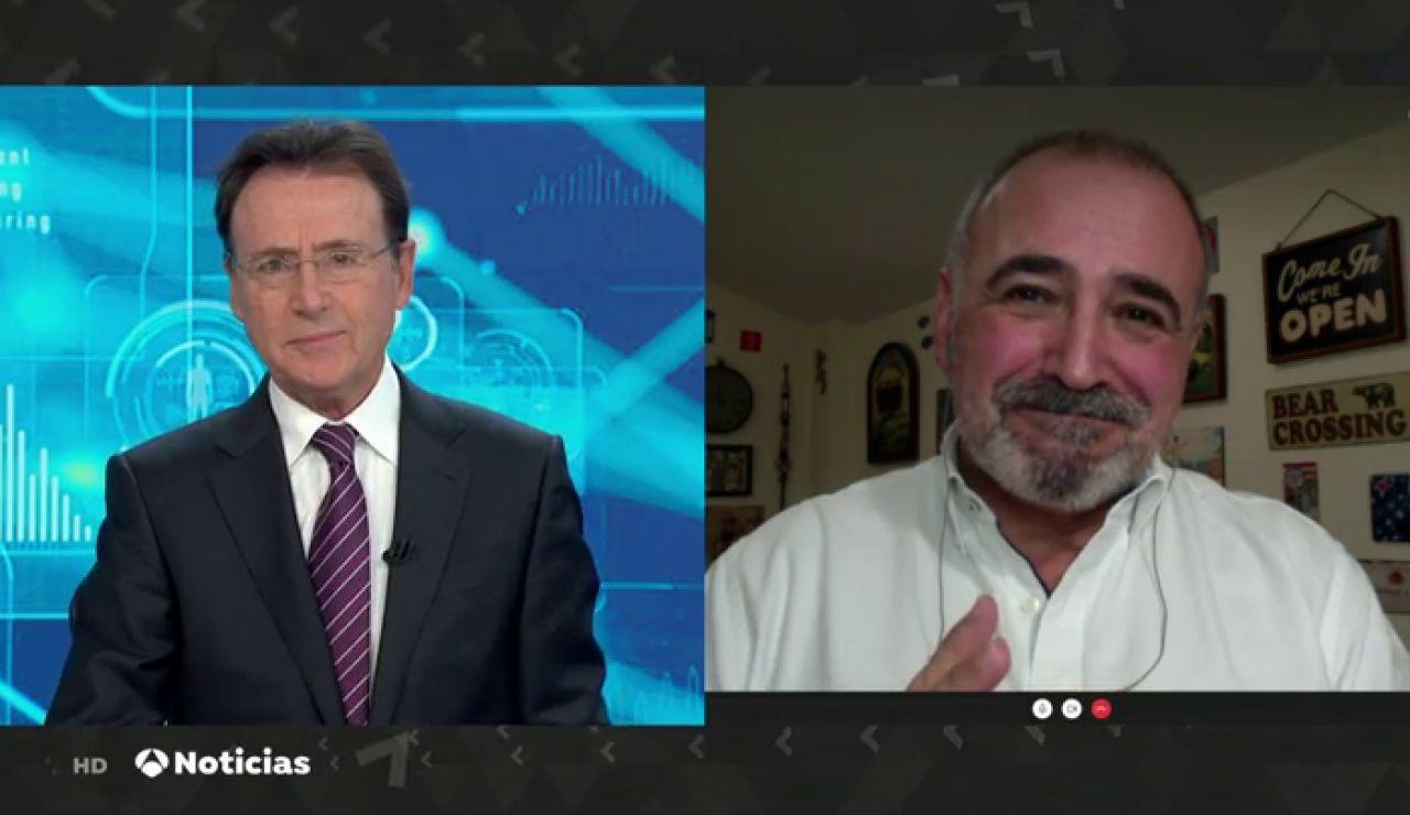 """El microbiólogo López Goñi, sobre la nueva cepa de coronavirus: """"Es poco probable que la mutación afecte a la vacuna"""""""