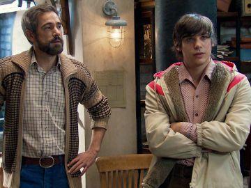 La reacción de Gorka y Maica al conocer la decisión de Fabián: ¿abandona la Plaza de los Frutos?