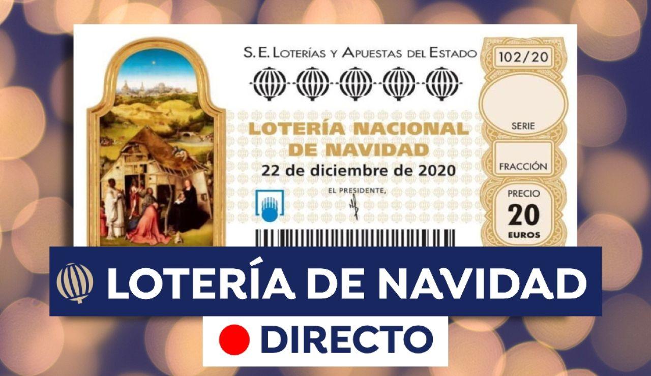 Lotería de Navidad 2020: El sorteo de El Gordo de Navidad, horario y última hora en directo