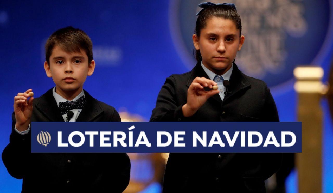 Lotería de Navidad 2020: Niños de San Ildefonso